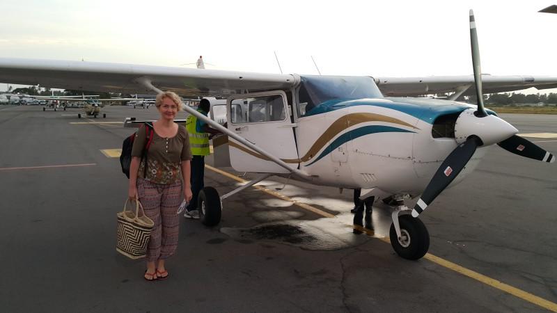 С Занзибара в Дар