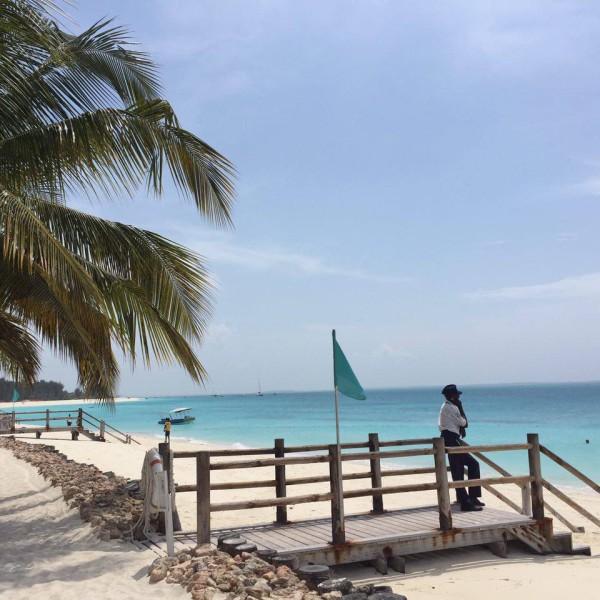 Пляж отеля La Gemma Dell'Est